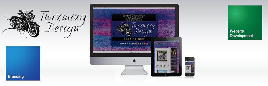 Twixmixy Design Website