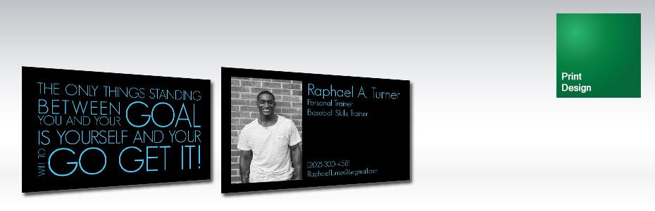 Raphael Turner | Print Design | Venture Consulting Group, Inc. Services | Portfolio